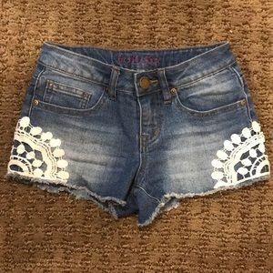 Other - Jean Shorts for girl